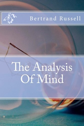 9781548962197: The Analysis Of Mind