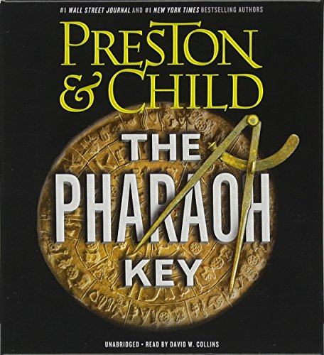 Book Cover: The Pharaoh Key
