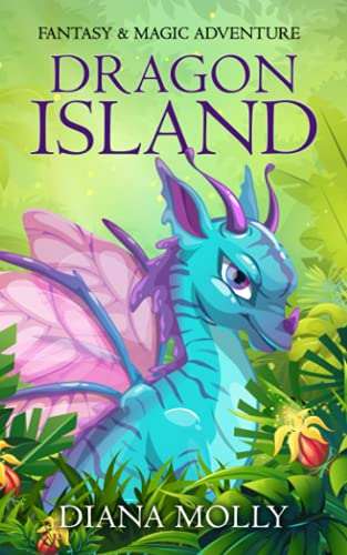 9781549540080: The Dragon Island