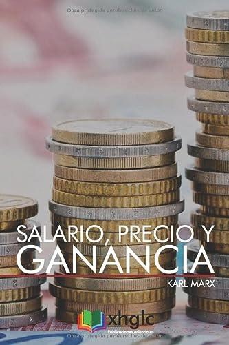 9781549544033: Salario, Precio y Ganancia