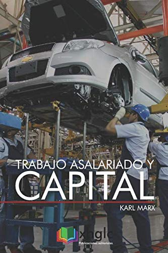9781549570230: Trabajo asalariado y Capital (Spanish Edition)