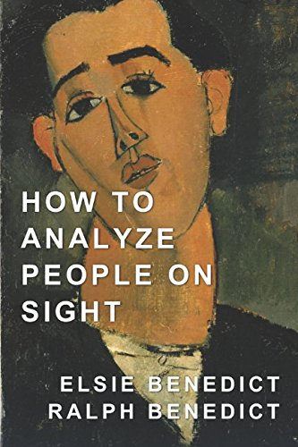 9781549584183: How to Analyze People on Sight