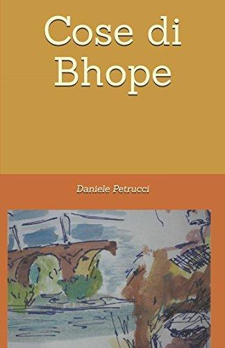 """Cose di Bhope: """"sei solo un piccolo: Daniele Petrucci"""