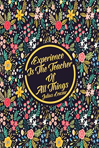 Experience is the teacher of all things: Journals For All