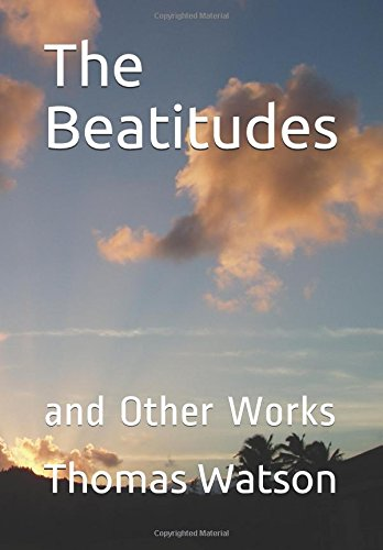 9781549865824: The Beatitudes: and Other Works