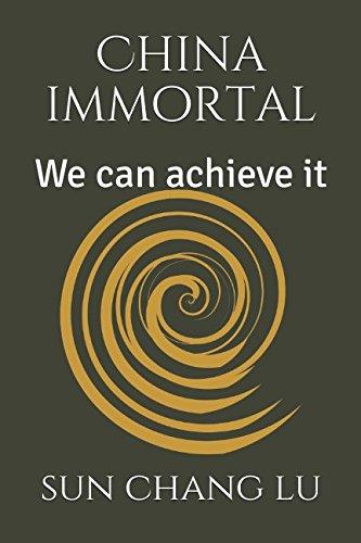 China immortal: We can achieve it: chang lu, sun/