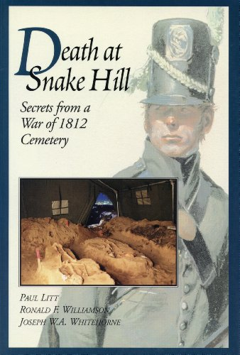 9781550021868: Death at Snake Hill; Secrets from a War of 1812 Cemetery (Ontario Heritage Foundation Local History, No 3)
