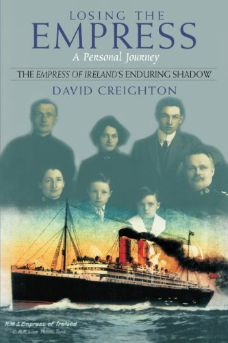 9781550023404: Losing the Empress: A Personal Journey (Empress of Ireland's Enduring Shadow)