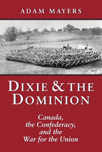 DIXIE AND THE DOMINION: Mayers, Adam