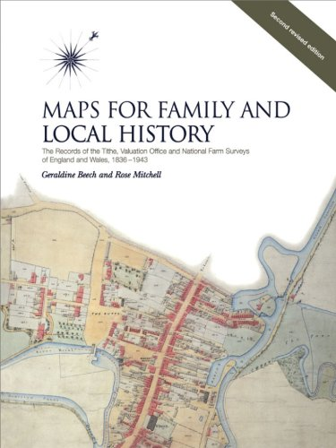 9781550025064: Maps for Family and Local History. (2nd Edition, Revised)