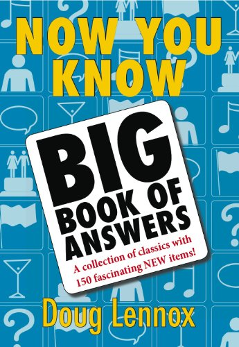 9781550027419: Now You Know Big Book of Answers