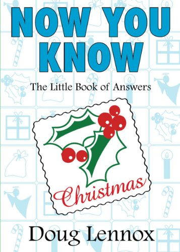 9781550027457: Now You Know Christmas: The Little Book of Answers