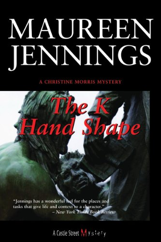 The K Handshape: A Christine Morris Mystery: Jennings, Maureen