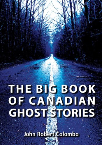 9781550028447: The Big Book of Canadian Ghost Stories