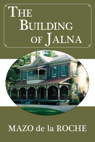 9781550028782: The Building of Jalna