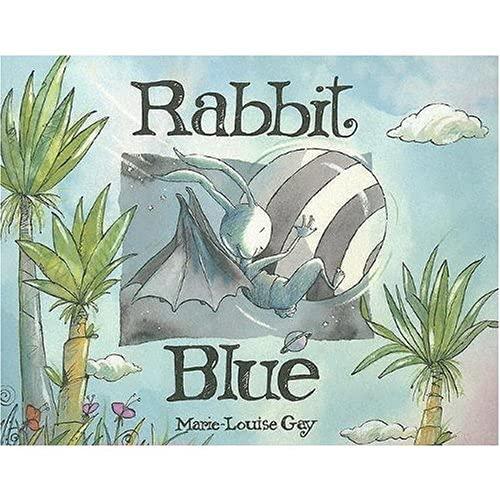 9781550050837: Rabbit Blue
