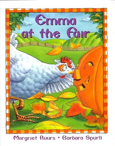 Emma at the Fair: Ruurs, Margriet