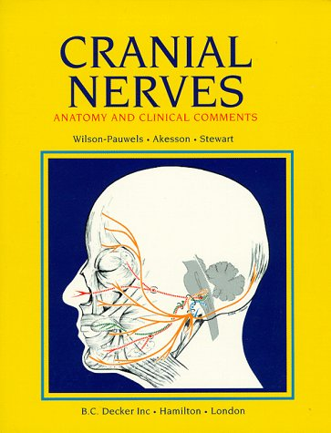 9781550090758: Cranial Nerves: Anatomy and Clinical Comments