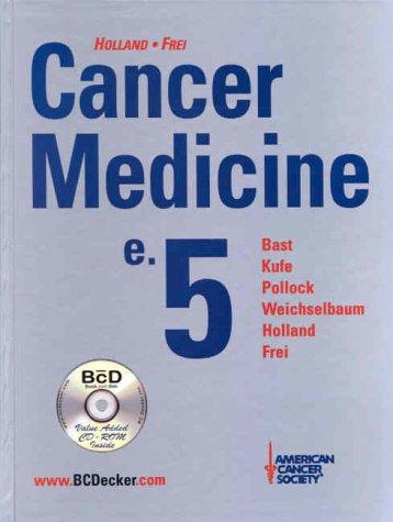 9781550091137: Cancer Medicine