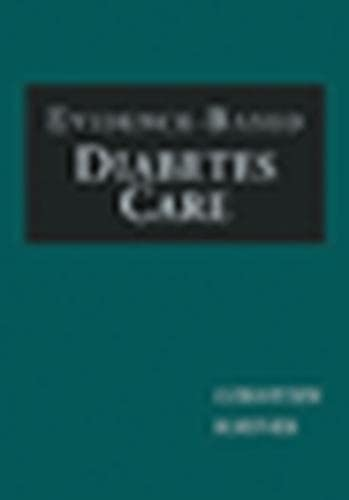 9781550091243: Evidence-Based Diabetes Care