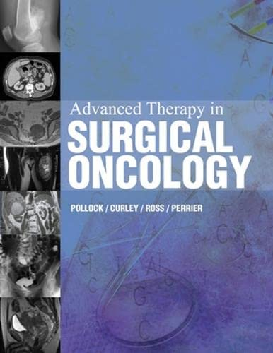 9781550091267: Advanced Therapy in Surgical Oncology