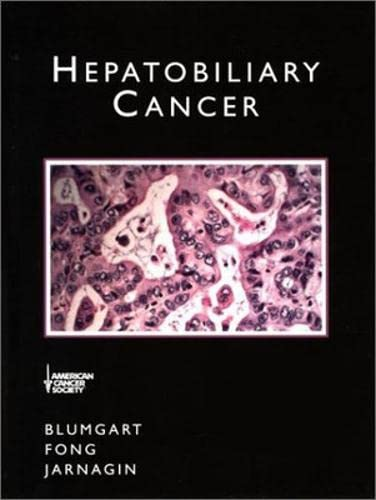 9781550091328: Hepatobiliary Cancer (Atlas of Clinical Oncology)