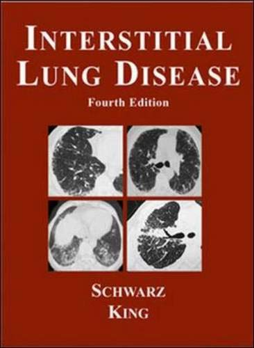 Interstitial Lung Disease (Book ) [With CDROM]: King, Talmadge E.,