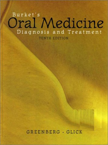 9781550091861: Burket's Oral Medicine: Diagnosis and Treatment