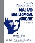 9781550092349: Peterson's Principals of Oral and Maxillofacial Surgery 2 Vol. set