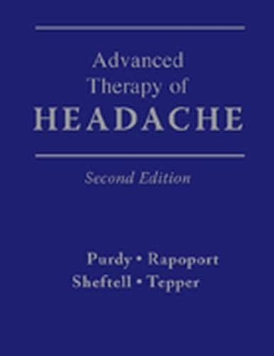 9781550092523: Advanced Therapy of Headache, 2/E
