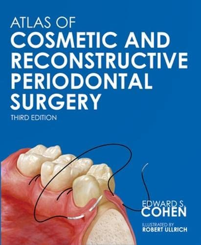 9781550092677: Atlas of Cosmetic and Reconstructive Periodontal Surgery 3/E