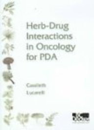 9781550093148: Herb-Drug Interactions In Oncology