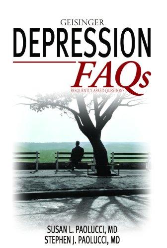Depression FAQs: Paolucci, Susan L.,