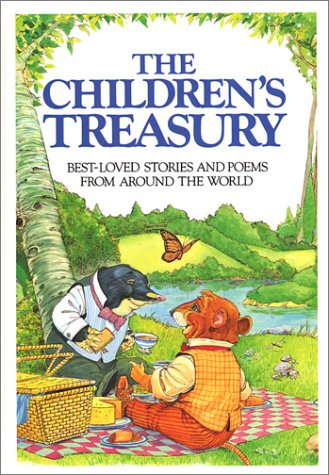 9781550130195: The Children's Treasury: Best Loved Stories and Poems from Around the World