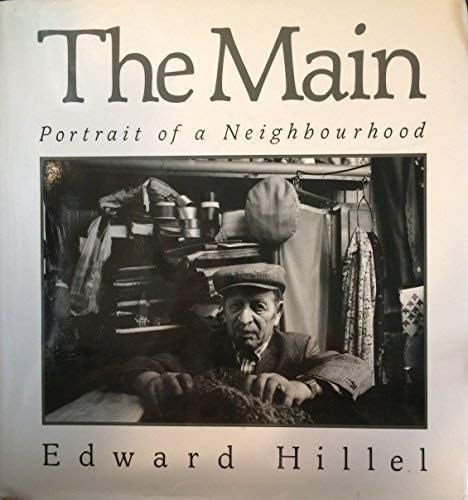 The Main: Portrait of a Neighbourhood: Hillel, Edward