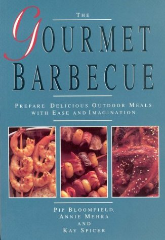 9781550133097: Gourmet Barbecue (Food & drink)