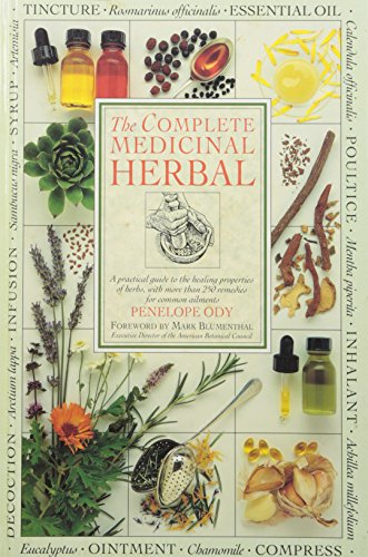 9781550134803: The Complete Medicinal Herbal