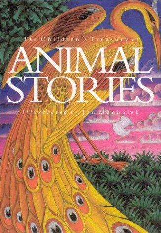 9781550135046: The Children's Treasury of Animal Stories
