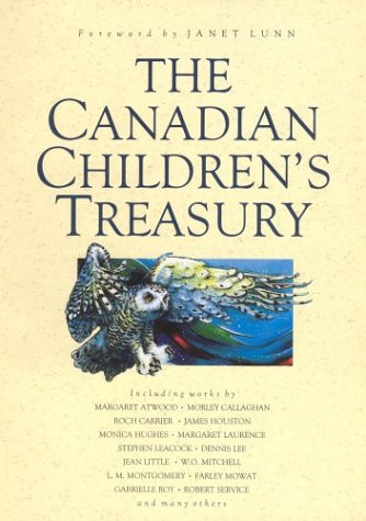 THE CANADIAN CHILDREN'S TREASURY: FOREWORD BY JANET LUNN