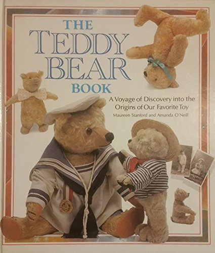 9781550136876: The Teddy Bear Book