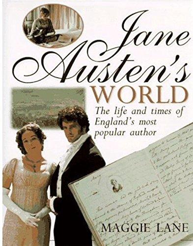 9781550137910: JANE AUSTEN\'S WORLD