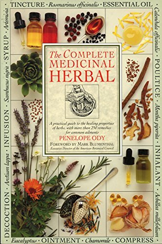 9781550138863: The Complete Medicinal Herbal