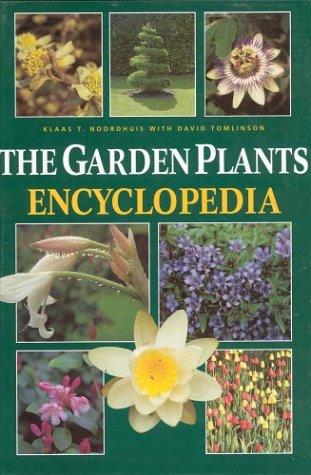 9781550139235: The Garden Plant Encyclopedia