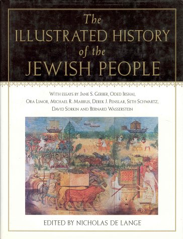 9781550139280: The Illustrated History of the Jewish People