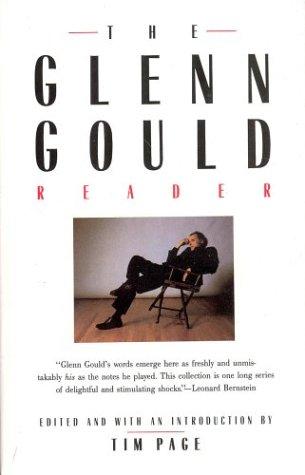 9781550139815: Glenn Gould Reader