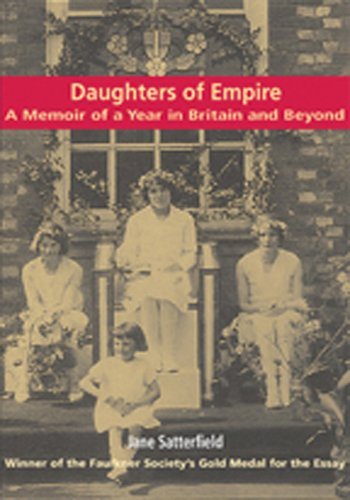 9781550145038: Daughters of Empire: A Memoir of a Year in Britain and Beyond