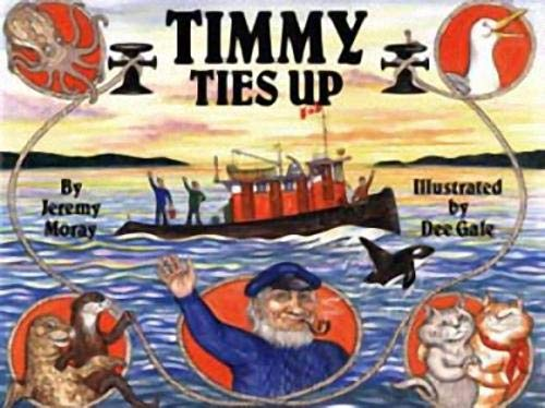 "Timmy Ties Up (The ""Timmy the Tug"": Jeremy Moray"