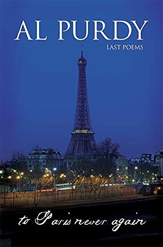 To Paris Never Again (1550171739) by Al Purdy