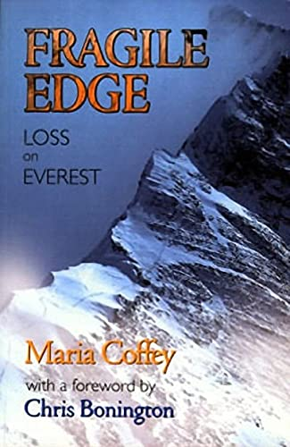 9781550172188: Fragile Edge: Loss on Everest