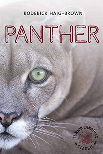 9781550173413: Panther (Junior Canadian Classics)
